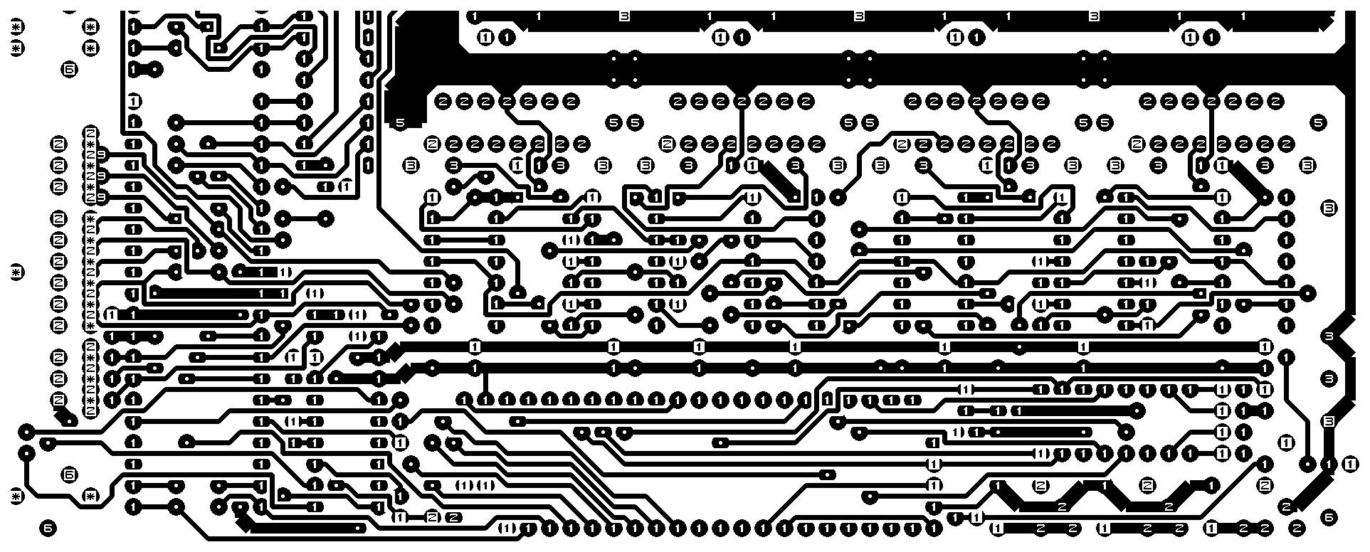 CNC Axis4 Board Schematics (Rev. A)